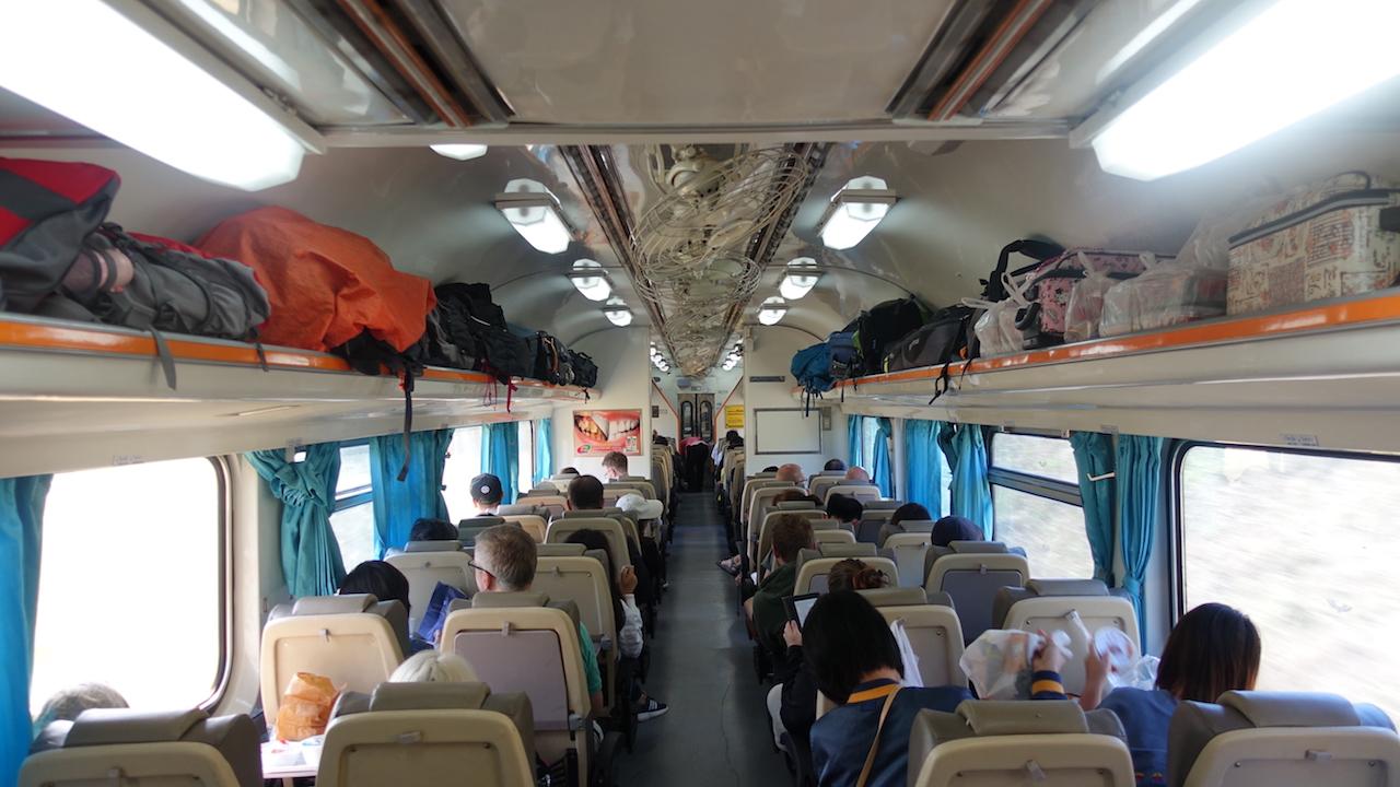 Backpacking wochen thailand 3 Die perfekte
